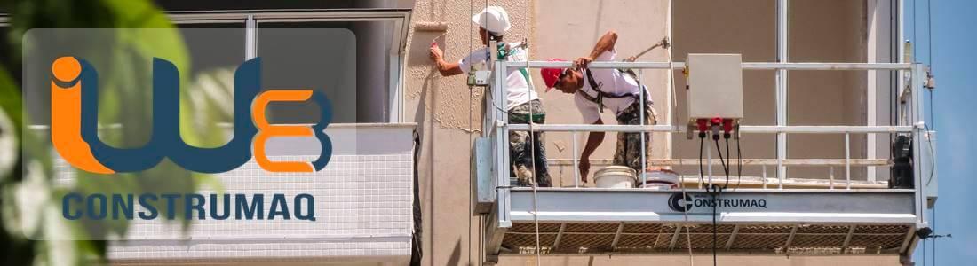 Andaime Suspenso para Construção Civil
